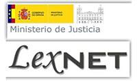 Programa LexNet de la Administración de Justicia